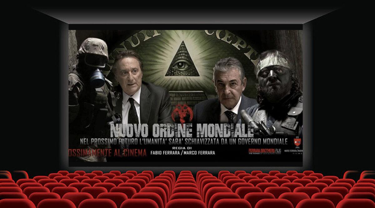 Nuovo Ordine Mondiale (NWO) e Gray State (Stato Grigio). Due film a  confronto - PRAESIDIVM